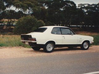 1972 Holden LJ Torana