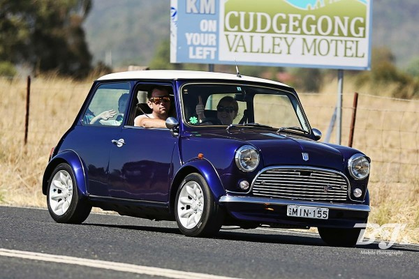 1997 Rover Mini Cooper Show Shine Shannons Club