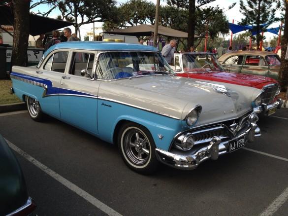 1958 ford star model arnie shannons club for Garage ford 59