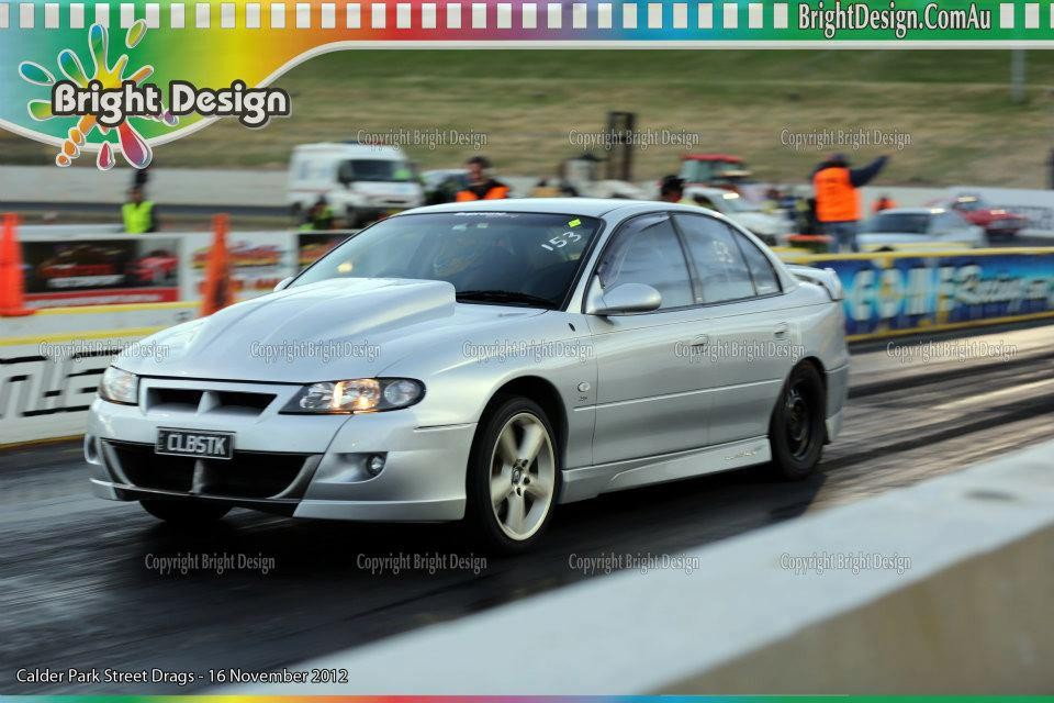 2002 Holden Special Vehicles CLUBSPORT
