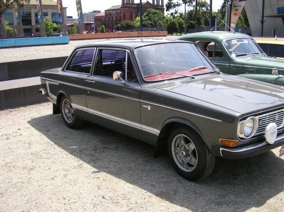 1969 Volvo 142 Lp242 Shannons Club