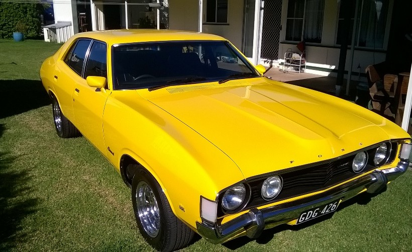 1972 Ford GS Ford Fairmont