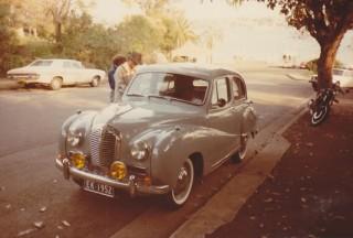 1952 Austin A40 Somerset
