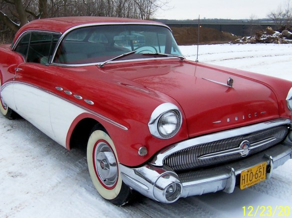 1957 Buick Century Stretch126 Shannons Club
