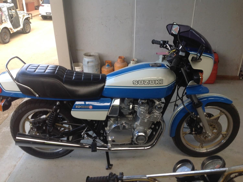 Suzuki Gsl Parts