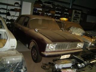 1968 Ford CORTINA 440