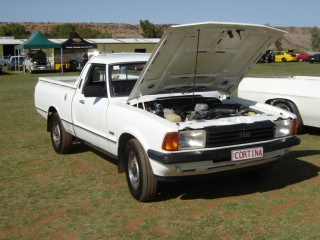1981 Ford Cortina Bakkie