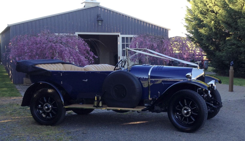 1924 Crossley 19.6
