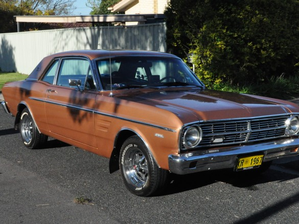 1967 Ford Falcon Futura Sports Coupe Desiree Shannons Club