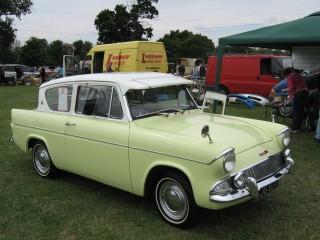 1959 Ford Anglia 105E