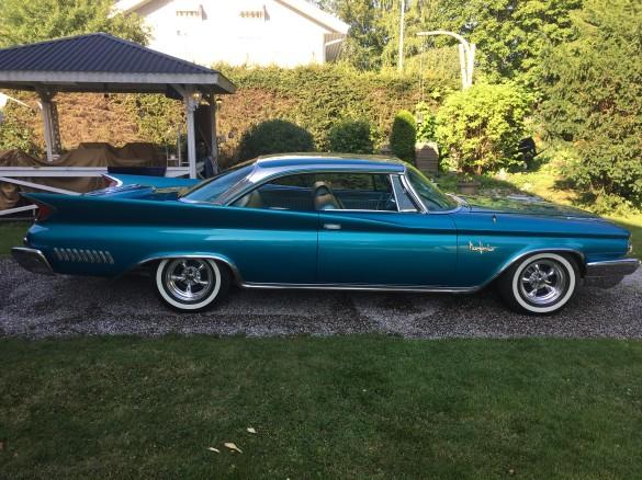 1960 Chrysler New Yorker Tritium82 Shannons Club