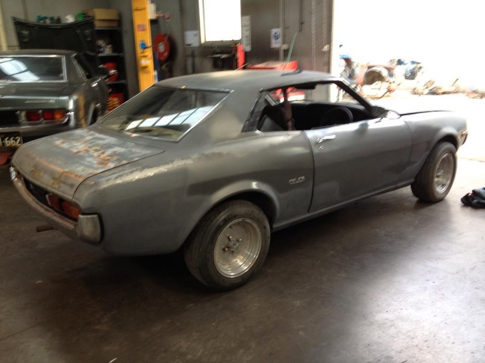 1976 Toyota CELICA LT