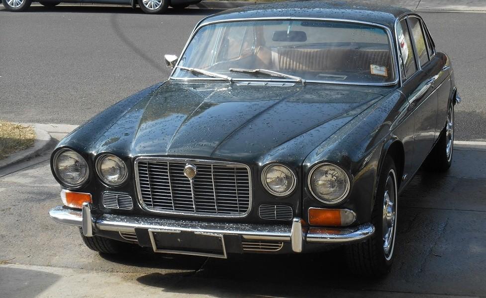 1969 Jaguar XJ6 Series 1 2.8