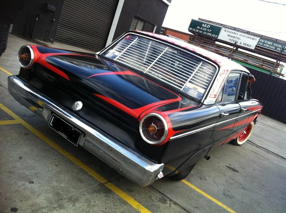 1966 Ford XP FALCON