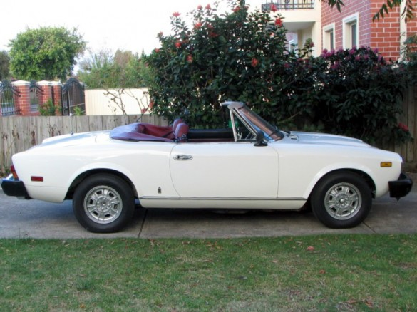1979 fiat 124 spider ianpay shannons club for Garage fiat coignieres 78