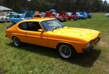 Ford Truck Enthusiasts >> 1972 Ford Capri GT 3000 - US3100 - Shannons Club