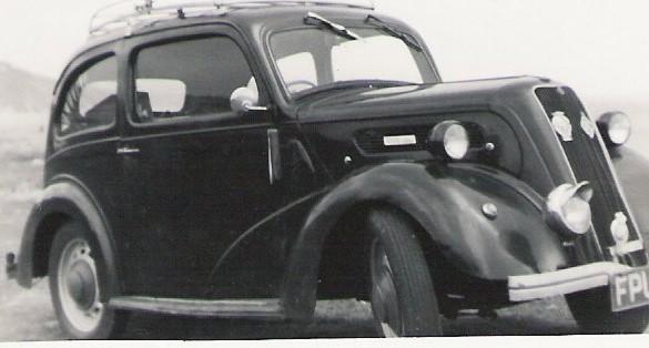 1937 Ford 7Y