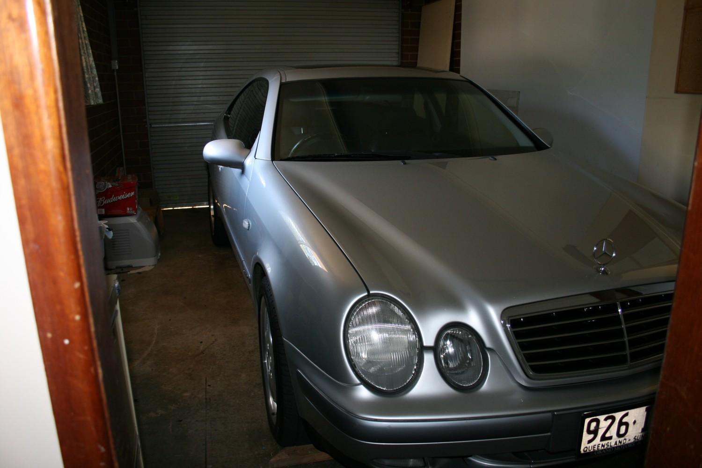 1998 Mercedes-Benz CLK 320