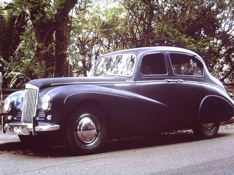 1952 Sunbeam-Talbot 90 Mark II