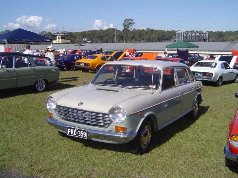 1970 Austin 1800 MK II