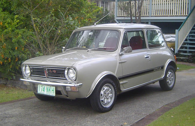 1979 Leyland Mini 1275 LS