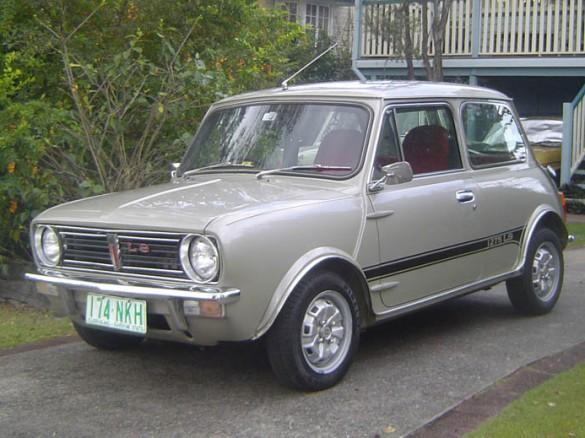 1979 Leyland Mini 1275 LS  freeway64  Shannons Club