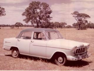 1958 Holden FE Special