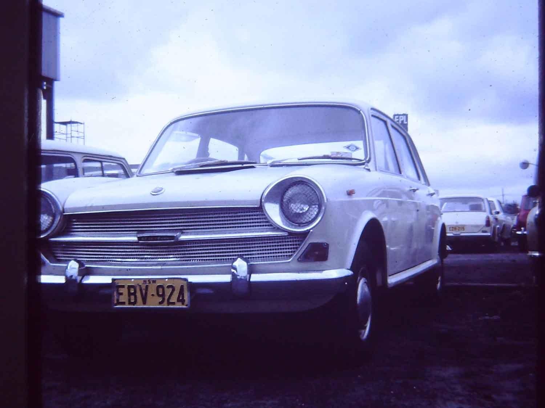 1966 Austin 1800
