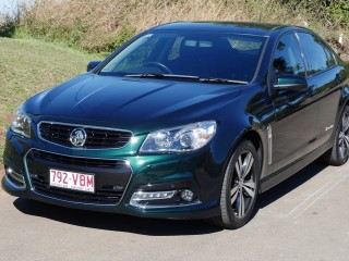 2014 Holden VF Commodore SV6 Storm