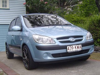 2008 Hyundai GETZ 1.6 SXi