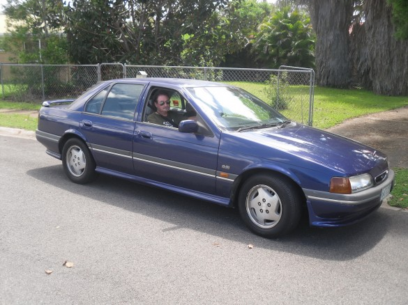 1993 Ford ED Fairmomt