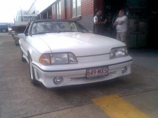 1988 Ford Mustang ASC McLaren