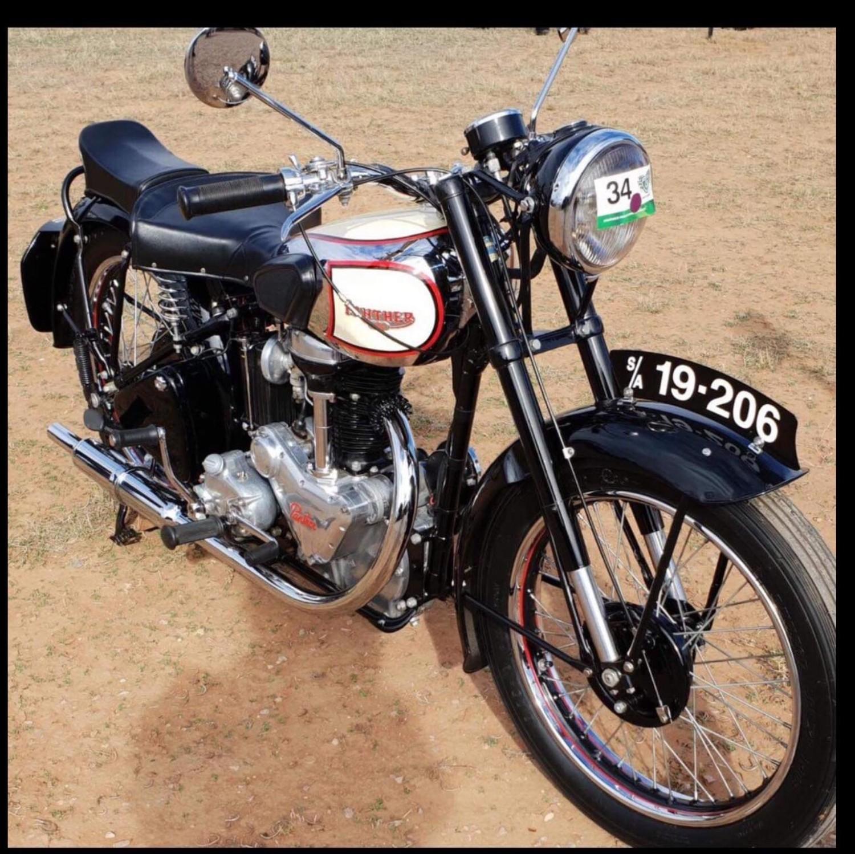1949 Panther 75 (350cc)