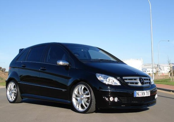 2006 mercedes benz b200 turbo discovery4 shannons club. Black Bedroom Furniture Sets. Home Design Ideas