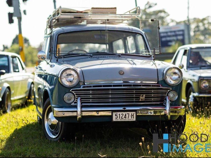 1963 Datsun Bluebird 312