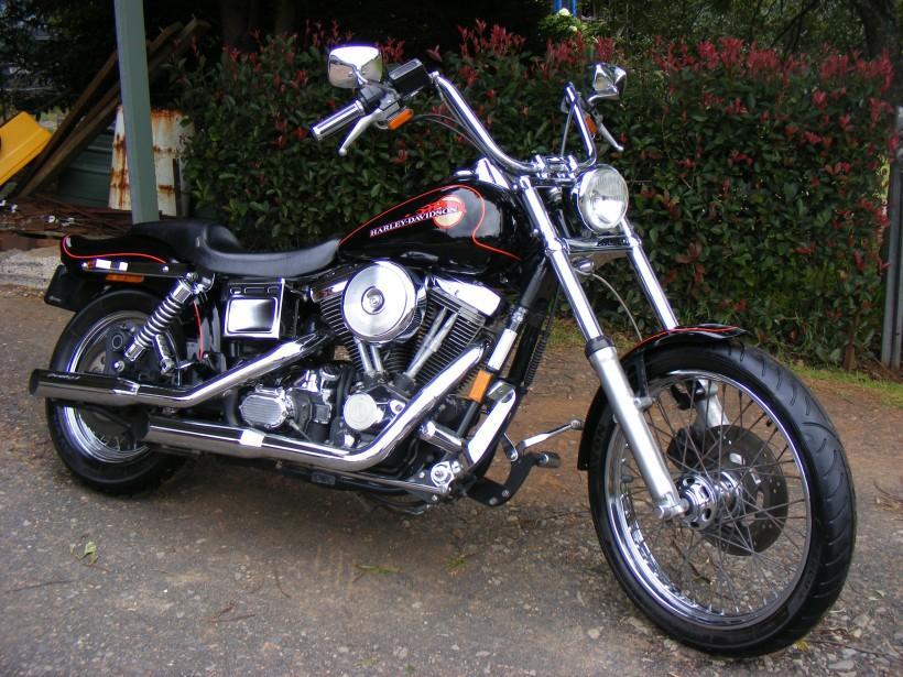 1995 Harley-Davidson 1340cc FXDWG DYNA WIDE GLIDE