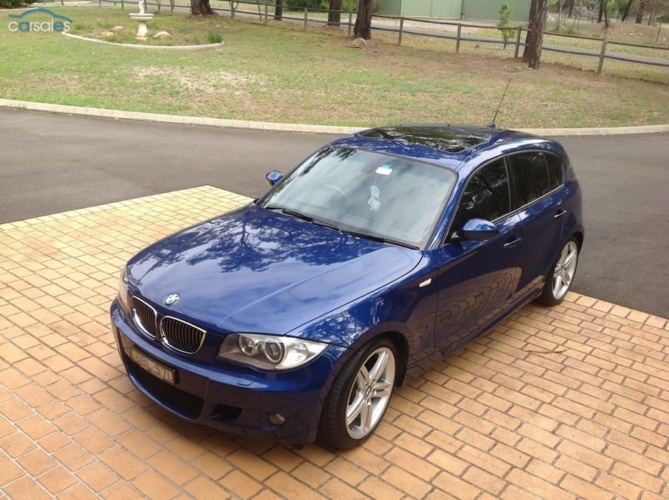 2007 BMW 130i SPORT