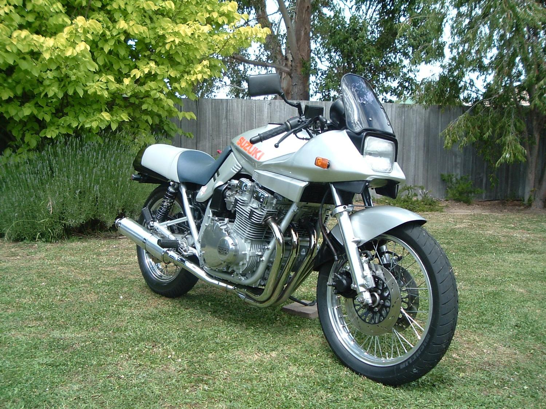 1980 Suzuki GSX1100sxz