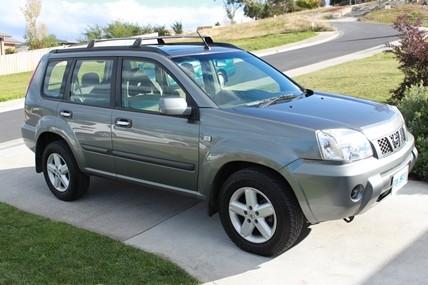 2007 Nissan X-Trail ST