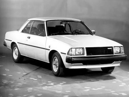 1981 Mazda 626 Coupe