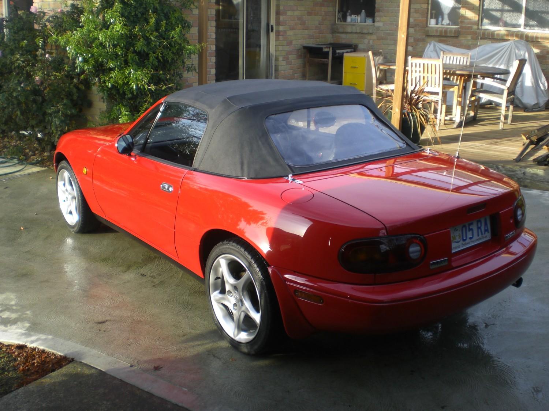 1989 Mazda MX-5 CLASSIC