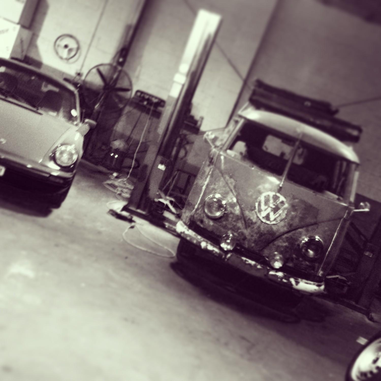 1955 Volkswagen KOMBI