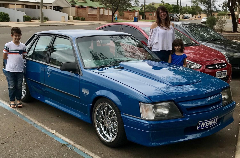1985 Holden Dealer Team VK Group A/3