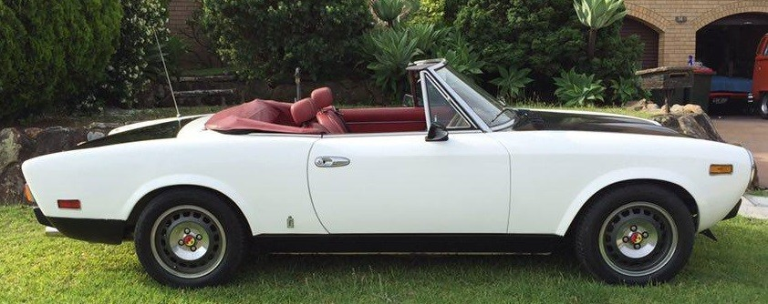 1978 Fiat Spider