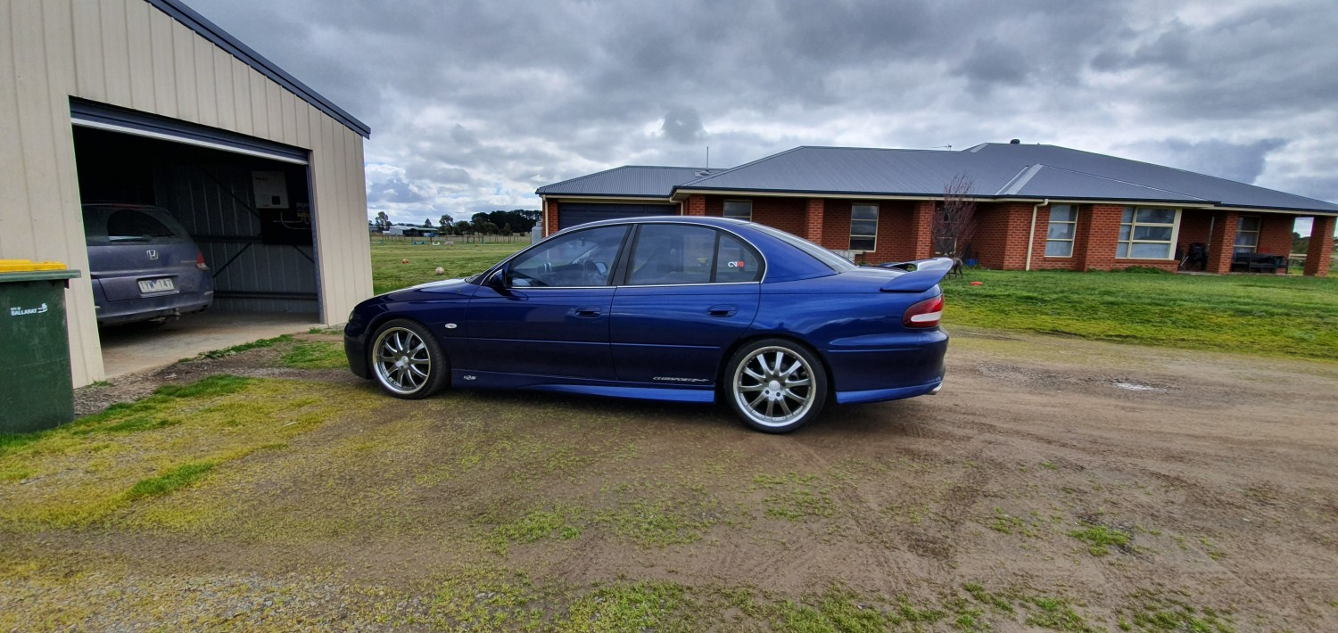 1997 Holden Special Vehicles clubsport