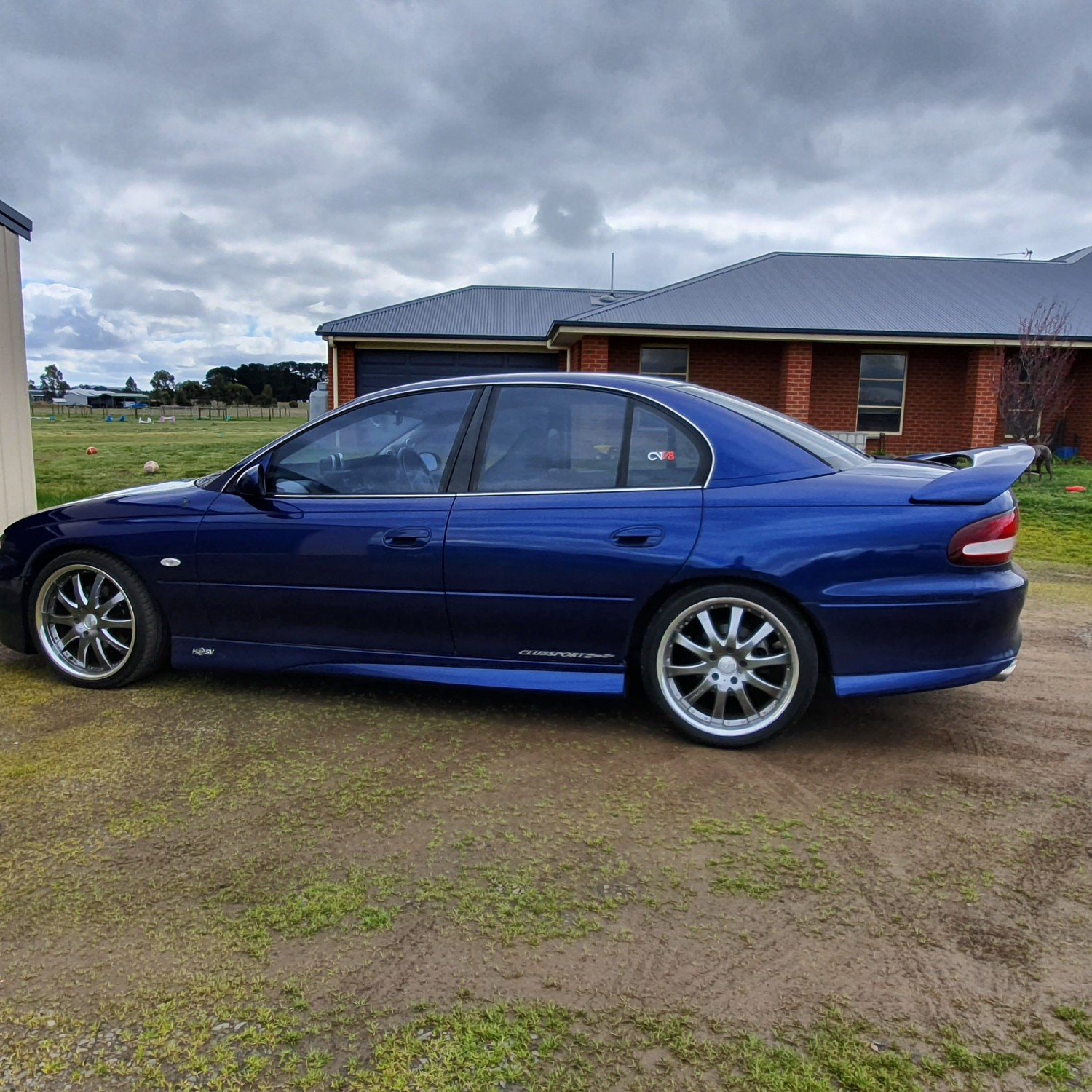 1997 Holden Special Vehicles CLUBSPORT 5000i