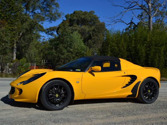 2005 lotus elise 111r elsie52 shannons club. Black Bedroom Furniture Sets. Home Design Ideas