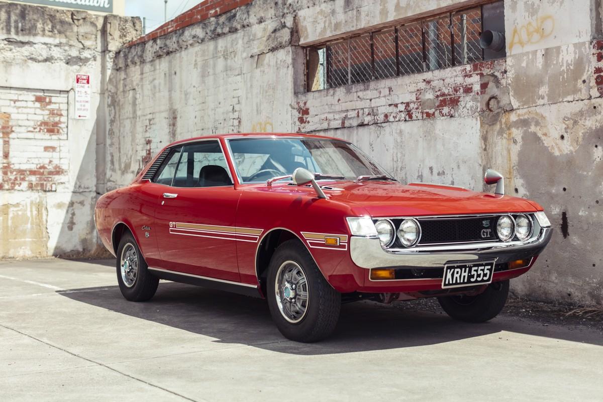 1971 Toyota Celica GT
