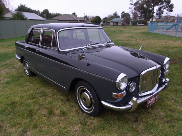1964 vanden plas princess 4 lt r dgb shannons club for Motor vehicle open on saturday