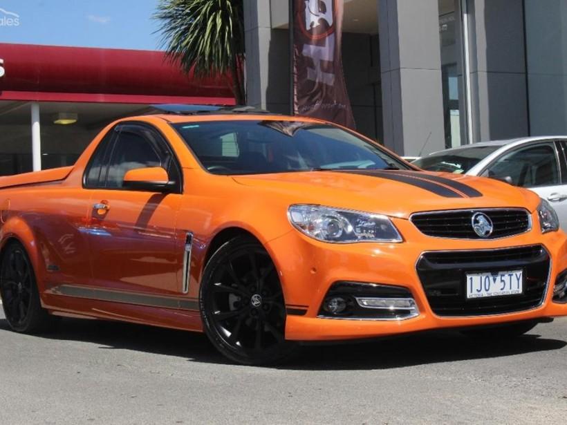 2013 Holden VF SSV
